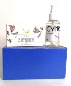 ZESTAW Mydło z Cynkiem